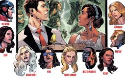 The Flash: Comic Book comenta sobre Killer Frost no pôster do crossover