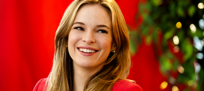 Christmas Joy: Danielle Panabaker protagonizará filme de natal