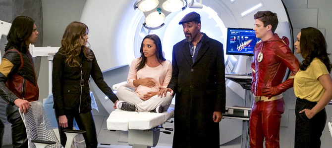 The Flash: Produtor-executivo fala sobre Caitlin na 5ª temporada da série