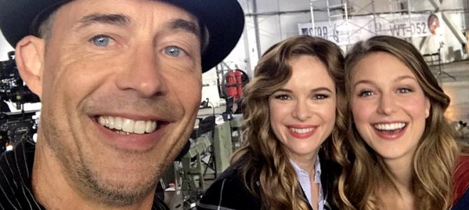 Danielle Panabaker revela com quais atores do Arrowverse gostaria de estrelar um filme