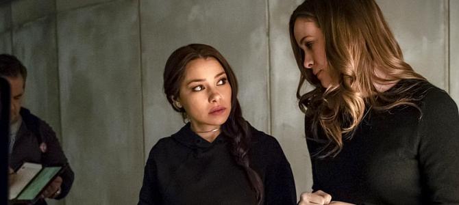 The Flash: Danielle Panabaker detalha os desafios de dirigir o passado de Nora